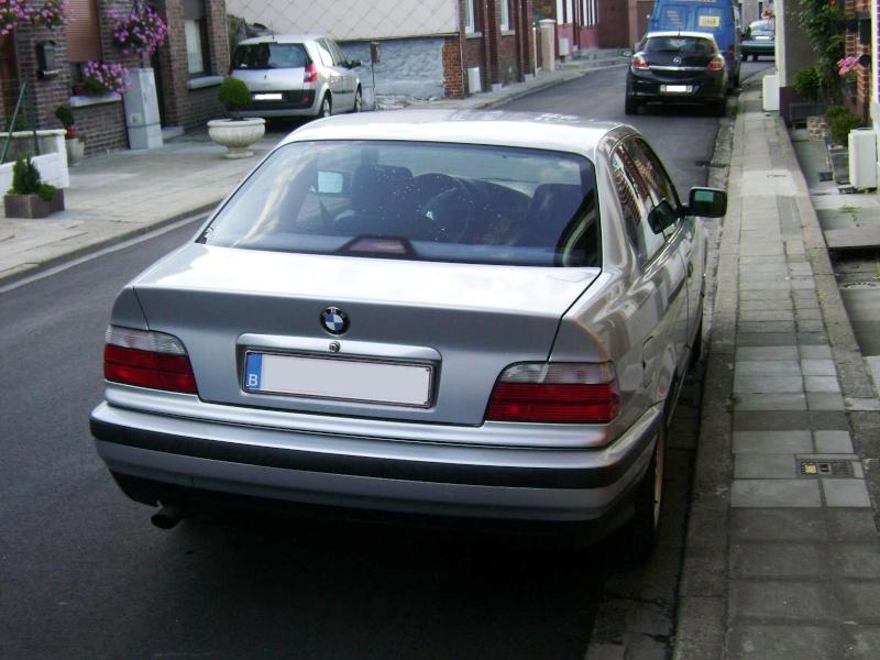 BMW 320i Coupé e36 de 1997 Dsc00611
