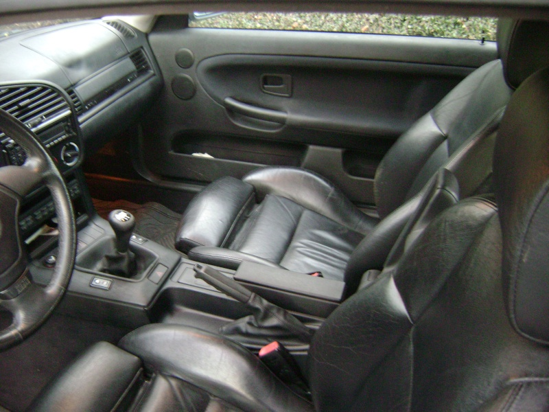 BMW 320i Coupé e36 de 1997 Dsc00817