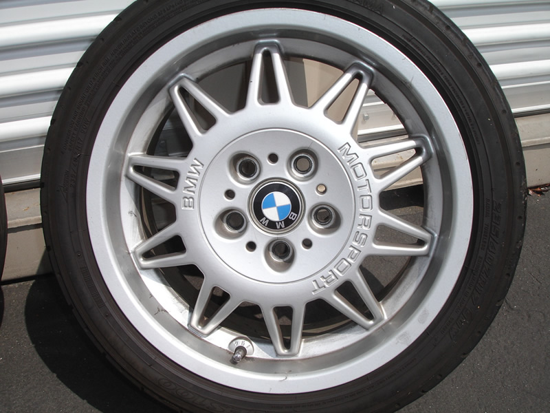 BMW 320i Coupé e36 de 1997 Wheel410