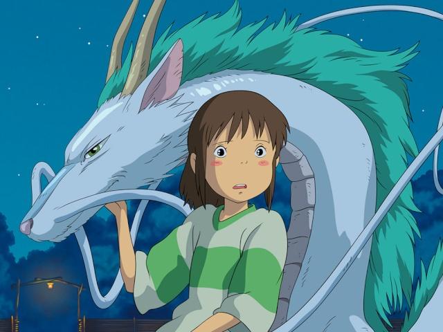 Sen to Chihiro no Kamikakushi (Le Voyage de Chihiro) Sen20t10