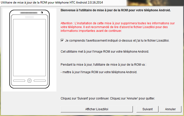 [INFO & REGROUPEMENT] Rooter, flasher, Recovery, firmware, RUU, OTA ... le pourquoi et comment pour le HTC ONE M8 Ruu_ex12