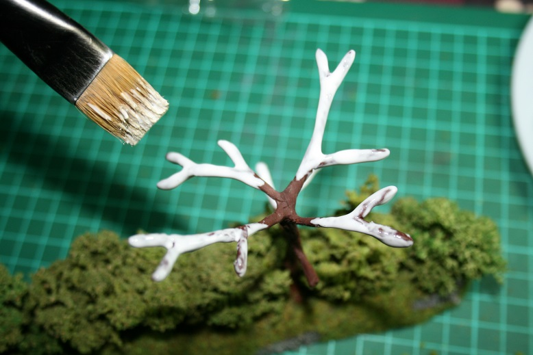 Tutoriel Bocage Normand 28mm 217