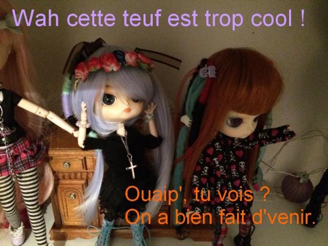 [Tranches de vie] Episode 10 : La nouvelle mascotte ! - Page 2 P110