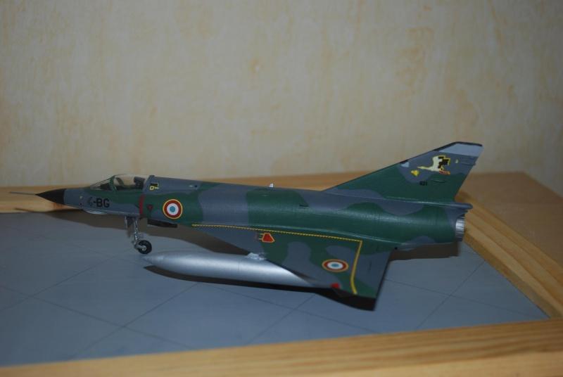[HELLER] Mirage IIIE - EC2/4 Lafayette - 1976 Mirage11