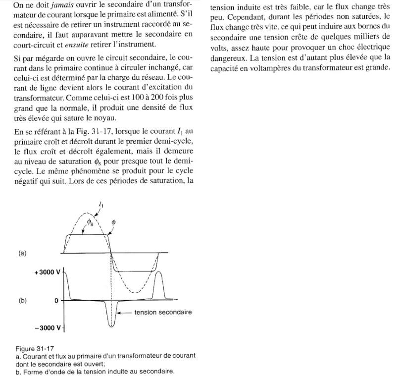 courant - transformateur de courant et tension  Sec_tc10