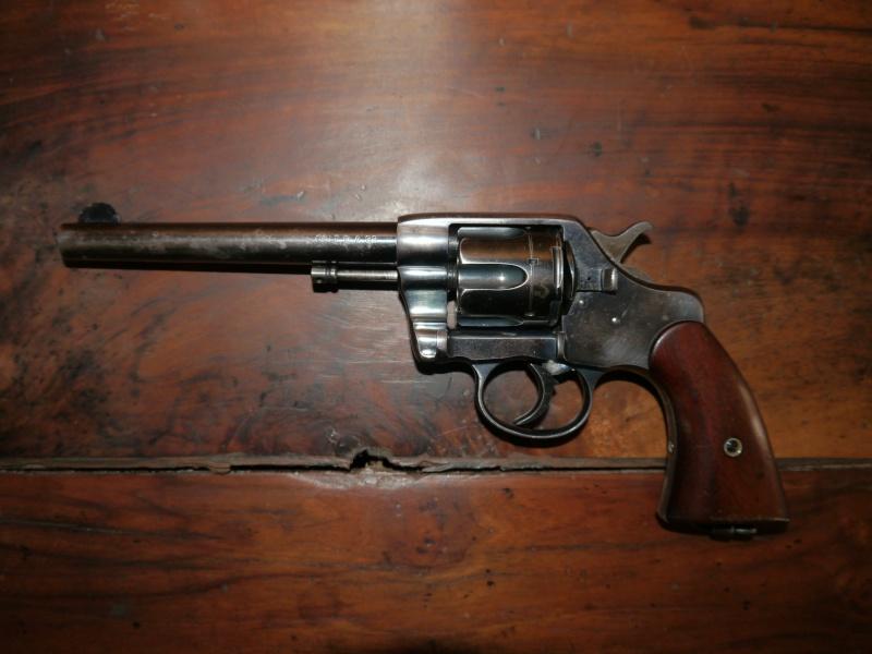Recherche d'information concernant un Colt Army Model 1884/1901 P1110418