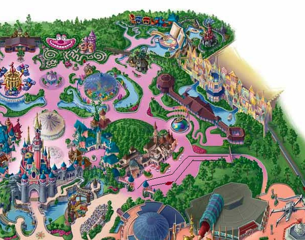 Retour de la Magie Disney en Parade - Page 2 Eurodi10