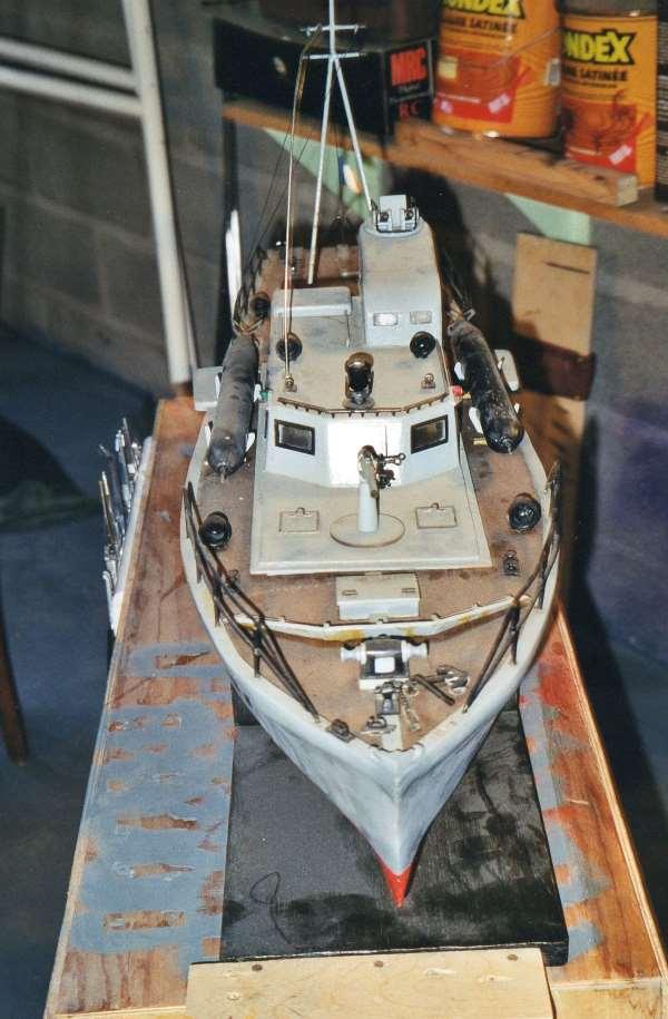 Vedette lance toprille française 1930 (maquette de 1950) Img03410