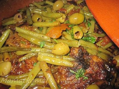 Le Tajine est une spécialité purement Soussi, Amazigh du Sud et Sahara du Royaume du Maroc! 1-taji10