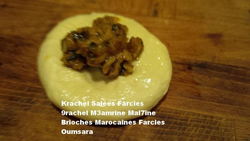 Krachels ou 9rachels marocains ou Brioches marocaines, version salée par Oumsara 10699210