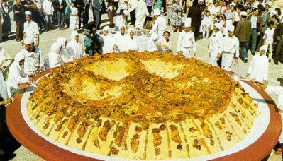 Couscous ou Kasksou ou Saksou, style Marocain! Batbou12
