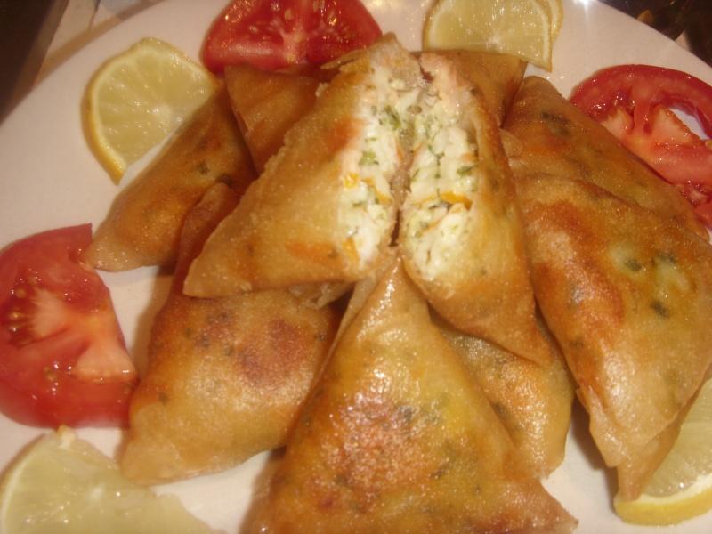 Briwates (Briouates) Marocaines au Surimi et fromage/Briwates bi Surimi w lfarmage/Recette soumise par Oumsara Photo_11