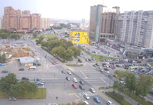 г.Москва - веб камеры в реальном времени. Dodndd15