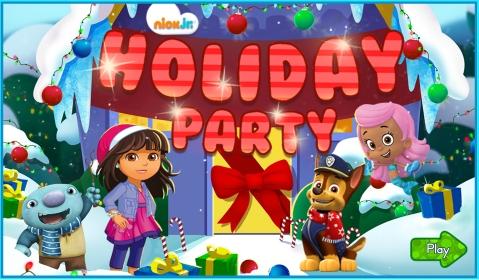 Holiday Party (Праздничная страна) Holida10