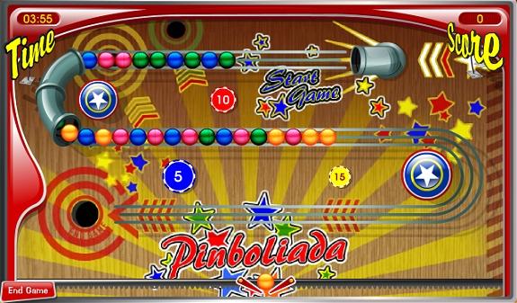 Настольная игра - PINBOLIADA Pinbol10