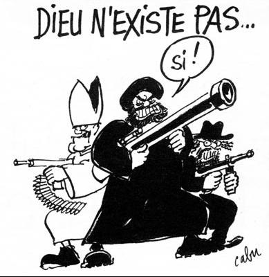 Douze morts dans une attaque au siège de « Charlie Hebdo » Actu-p10