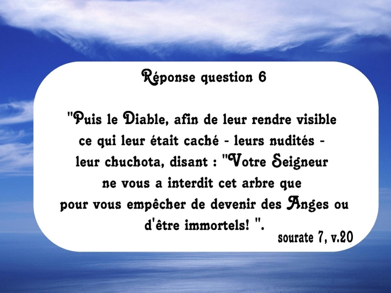 POUR LES OUMM: Quiz Prophète ADAM 'alayhi as salam - Page 2 0a259f12