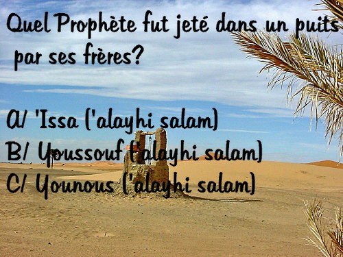 Enfant Bilal quizz Prophètes Puits-10