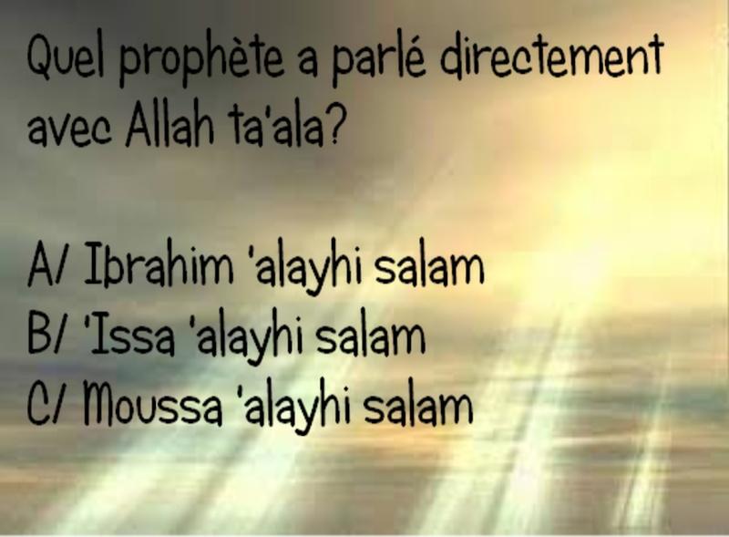 Enfant Bint Oum Qasim Quiz Prophètes Sans_t20