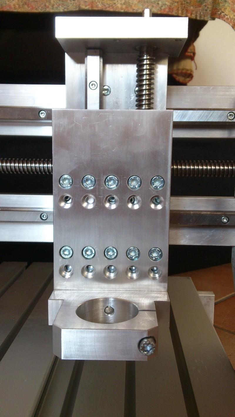 La mia Fresa 4 Assi CNC Homemade Dsc_0411