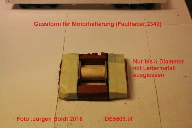 Das dritte Projekt 2014 - Die Henschel-BBC DE2500 Lok in 0 - Seite 2 De550910