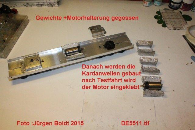 Das dritte Projekt 2014 - Die Henschel-BBC DE2500 Lok in 0 - Seite 2 De551110