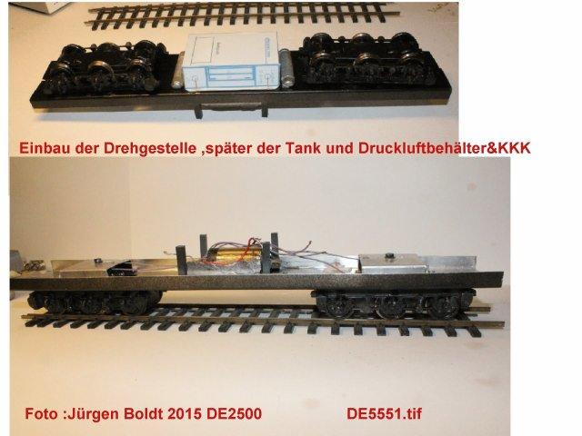 Das dritte Projekt 2014 - Die Henschel-BBC DE2500 Lok in 0 - Seite 2 De555110