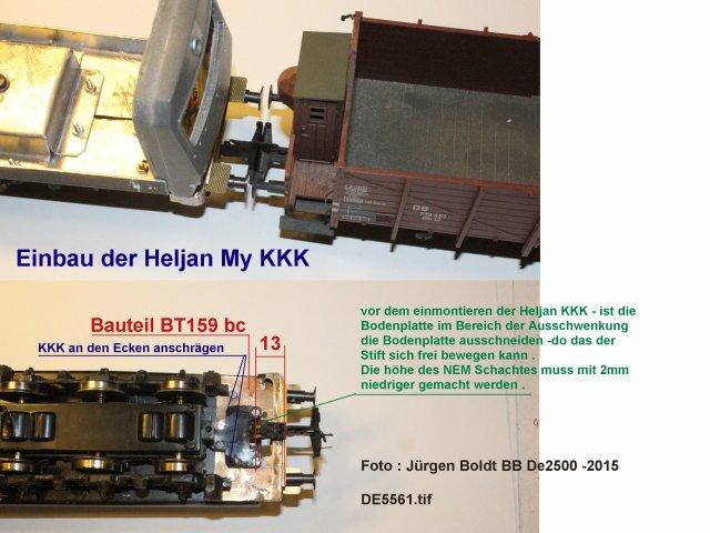 Das dritte Projekt 2014 - Die Henschel-BBC DE2500 Lok in 0 - Seite 2 De556110