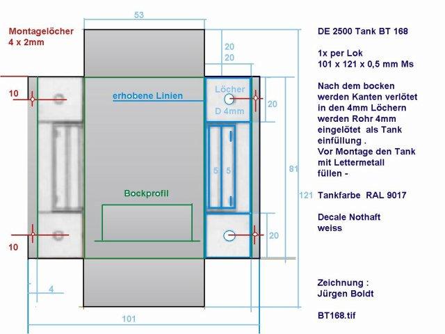 Das dritte Projekt 2014 - Die Henschel-BBC DE2500 Lok in 0 - Seite 2 Fbt16810
