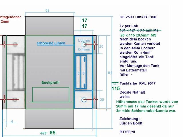 Das dritte Projekt 2014 - Die Henschel-BBC DE2500 Lok in 0 - Seite 2 Fbt16811