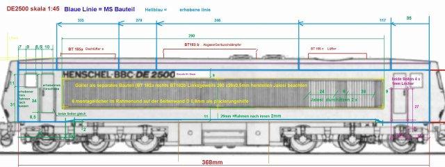 Das dritte Projekt 2014 - Die Henschel-BBC DE2500 Lok in 0 - Seite 2 Fde25s10