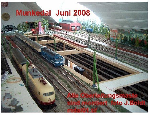 Das Munkedal - Oberstdorf - Bahn Projekt 1:45 Ol0110