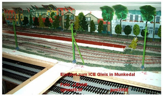 Das Munkedal - Oberstdorf - Bahn Projekt 1:45 Ol0410