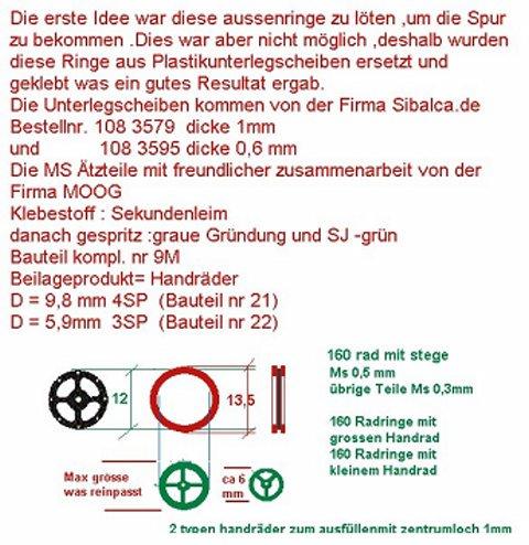 Das Munkedal - Oberstdorf - Bahn Projekt 1:45 Ol1010