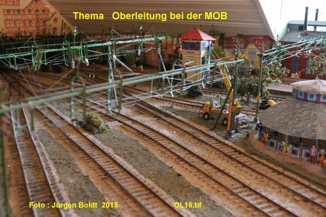 Das Munkedal - Oberstdorf - Bahn Projekt 1:45 Ol1610