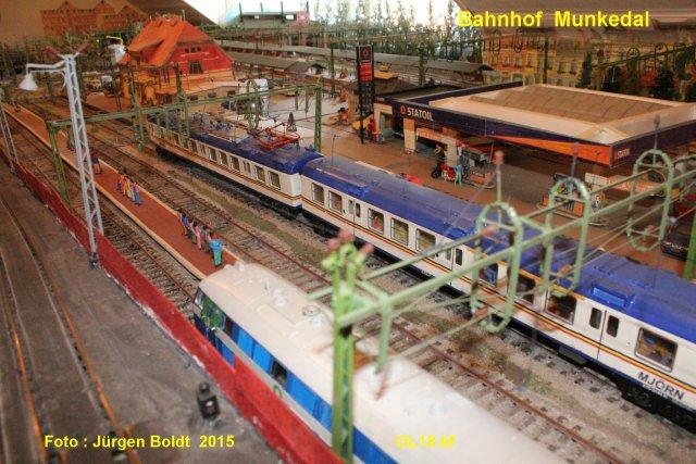Das Munkedal - Oberstdorf - Bahn Projekt 1:45 Ol1810