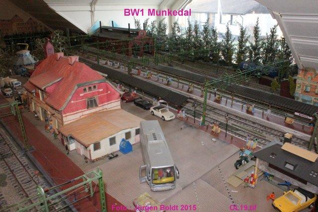 Das Munkedal - Oberstdorf - Bahn Projekt 1:45 Ol1910