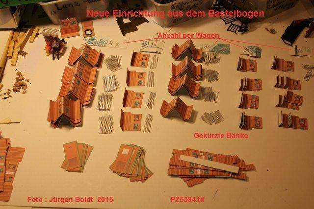"""Projekt 6-2014 - Der Pendelzug """"Anno dazumal"""" Pz539410"""