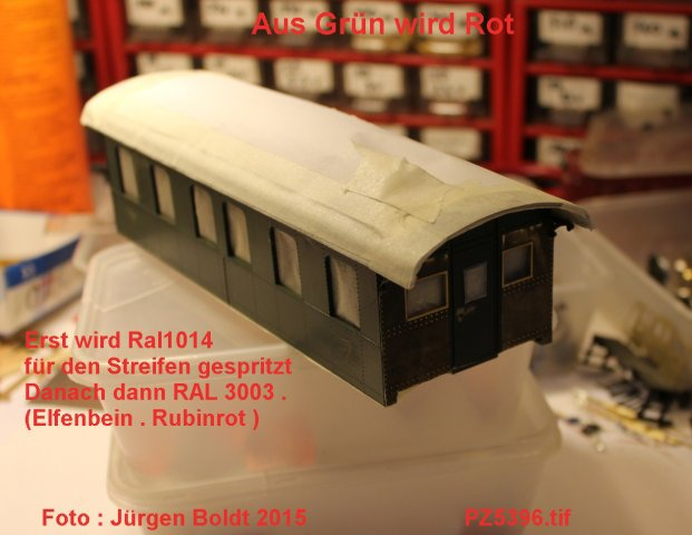 """Projekt 6-2014 - Der Pendelzug """"Anno dazumal"""" Pz539610"""
