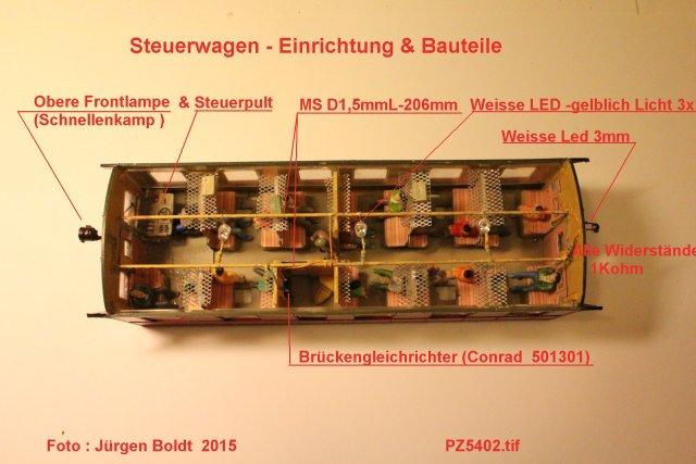 """Projekt 6-2014 - Der Pendelzug """"Anno dazumal"""" Pz540210"""