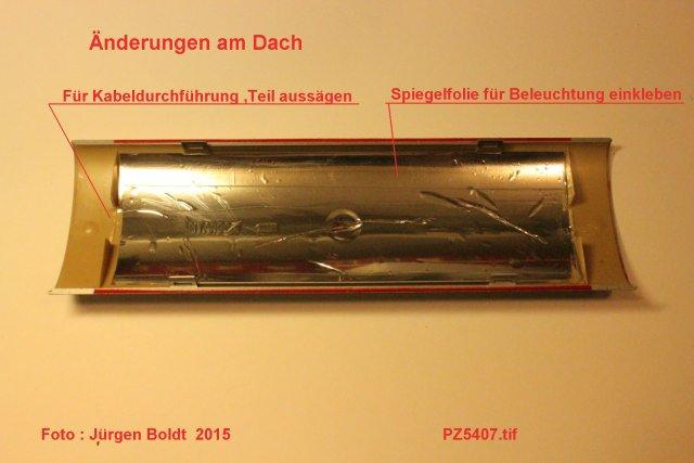 """Projekt 6-2014 - Der Pendelzug """"Anno dazumal"""" Pz540710"""