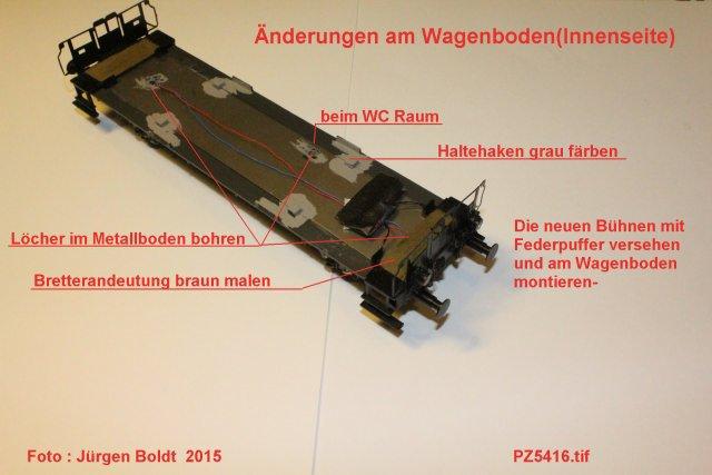 """Projekt 6-2014 - Der Pendelzug """"Anno dazumal"""" Pz541610"""