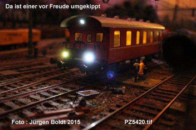 """Projekt 6-2014 - Der Pendelzug """"Anno dazumal"""" Pz542010"""