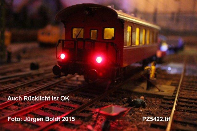 """Projekt 6-2014 - Der Pendelzug """"Anno dazumal"""" Pz542210"""