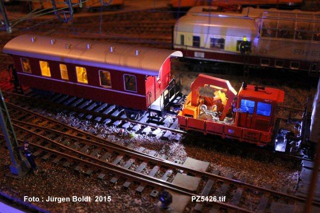 """Projekt 6-2014 - Der Pendelzug """"Anno dazumal"""" Pz542610"""