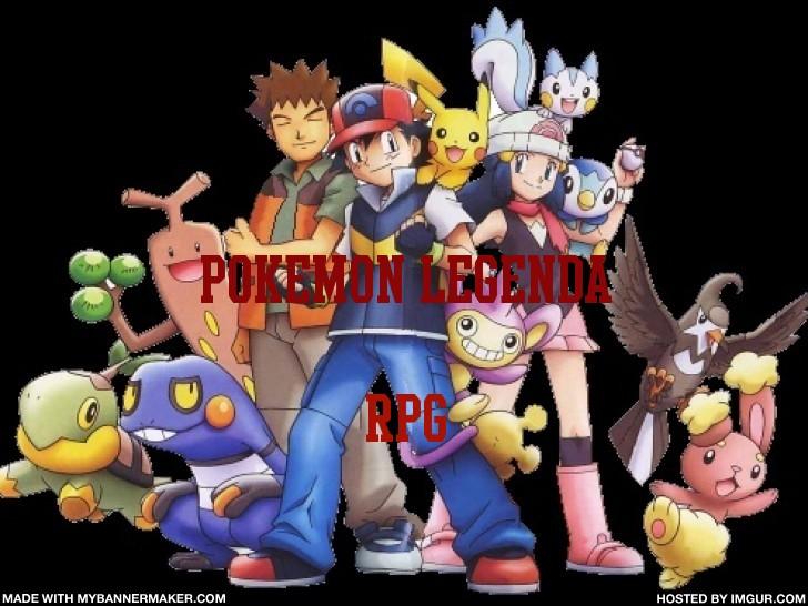 Pokemon Rpg legenda
