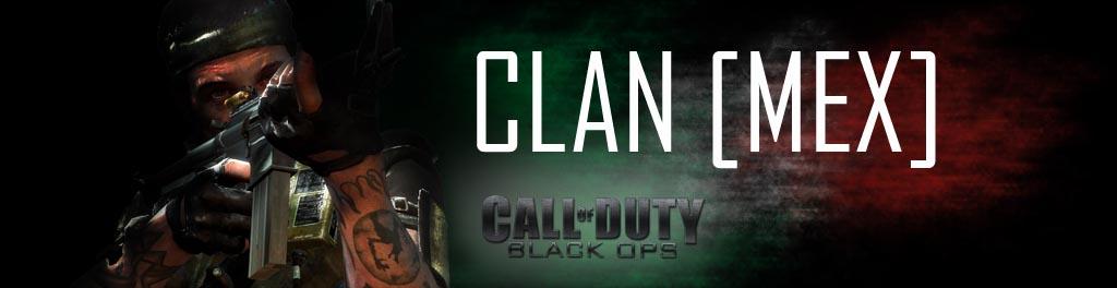 Clan [MEX] Black Ops Wii