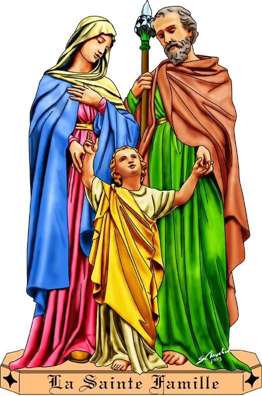 La Sainte Famille Media-10