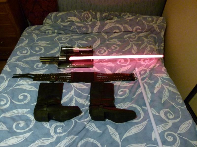 Mon costume du Jedi Fou : Hakufu P1000310