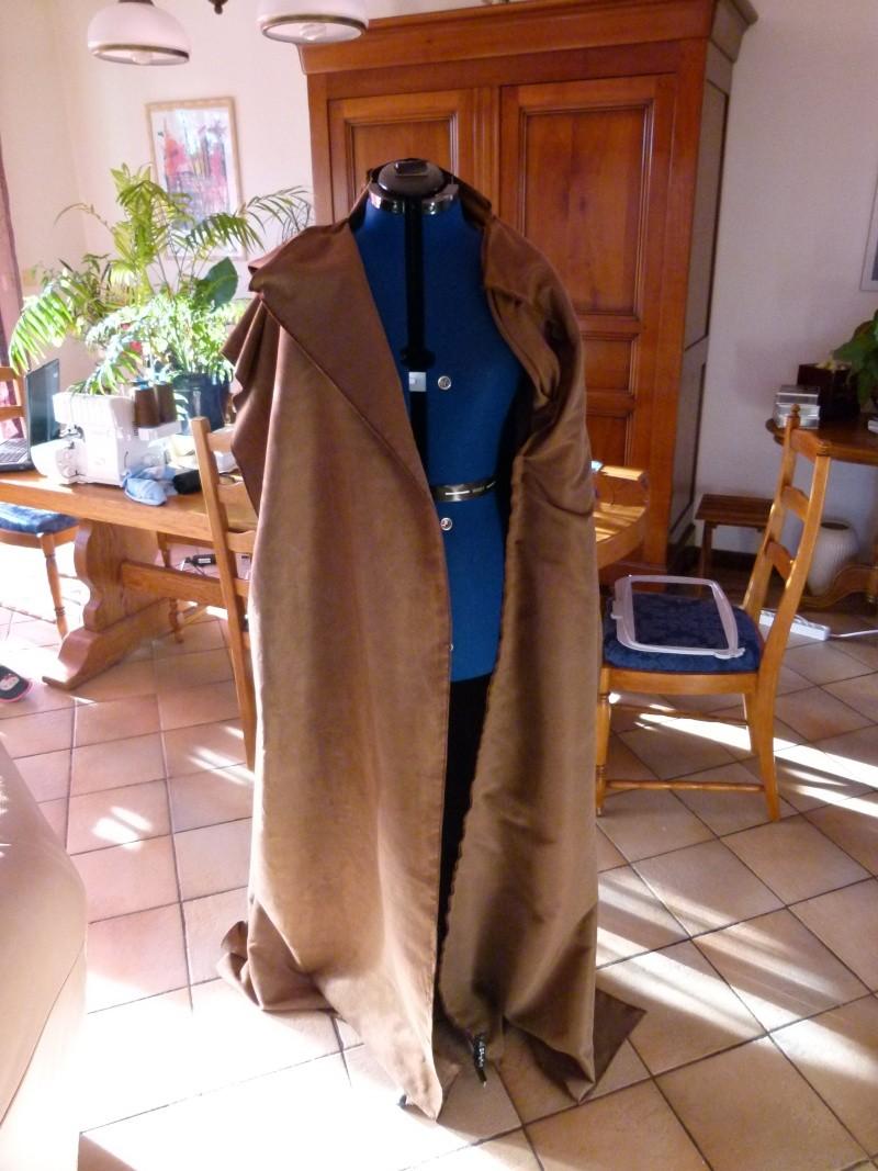 Mon costume du Jedi Fou : Hakufu P1000312